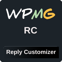 Set reply-to email address for WPMG